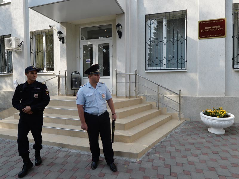 Али Хайбулаев был председателем Донецкого городского суда Ростовской области с 15 декабря 2006 года, сообщается на сайте суда
