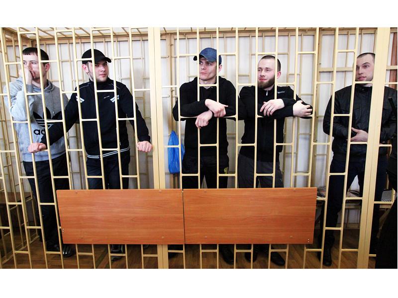 """Суд оправдал пятерых """"приморских партизан"""""""