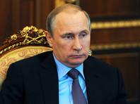 Путин распорядился отстранить от работы фигурантов доклада WADA