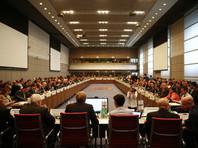 Российская делегация в ПА ОБСЕ покинула заседание из-за проекта резолюции Украины по Крыму