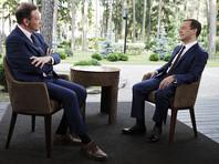Туфли Медведева стоимостью 50 тысяч рублей вызвали возмущение пользователей Сети (ФОТО)