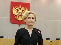 Глава комитета по безопасности единоросс Ирина Яровая