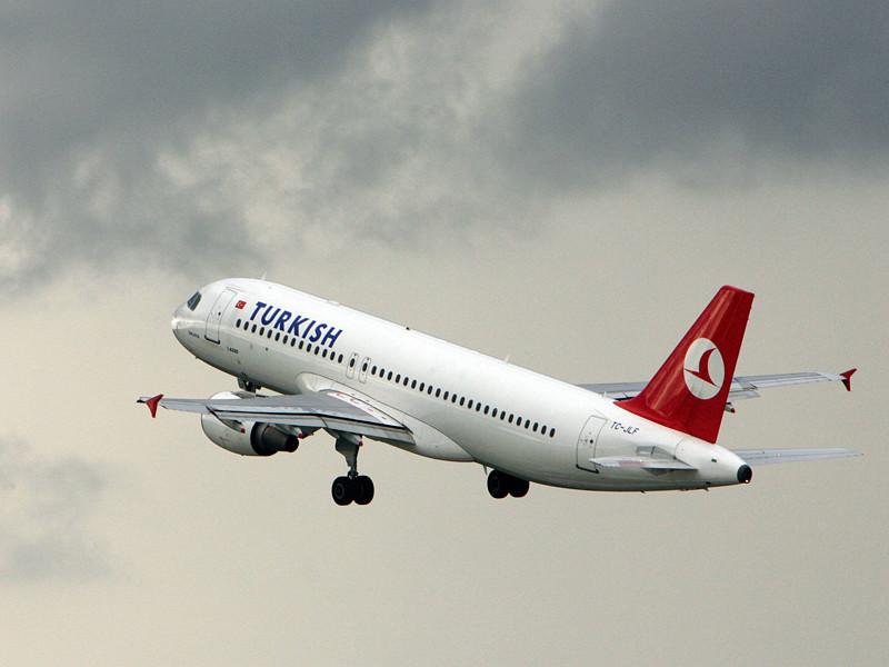 Авиакомпания Turkish Airlines возобновляет перевозку российских граждан в Турцию с 22 июля