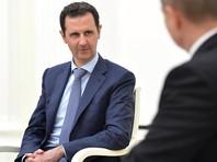 Башар Асад тайно посетил Москву, утверждает ливанская газета. В Кремле это опровергают