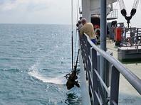 У берегов Крыма найден подорвавшийся на мине в 1943 году немецкий торпедный катер