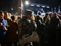 В Москве в последний момент отменили еще один фестиваль - RAW Fest