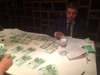 """Губернатора Никиту Белых задержали 24 июня в ресторане торгового центра """"Лотте-плаза"""" в центре Москвы"""