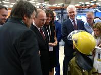 Президент РФ Владимир Путин посетил выставку проектов, подготовленных с участием Агентства стратегических инициатив (АСИ)
