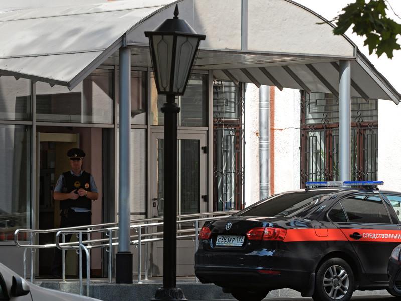 Замглавы столичного главка Следственного комитета Никандров задержан за некое должностное преступление