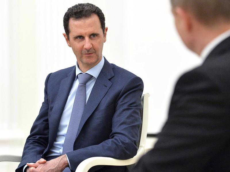 Башар Асад тайно посетил Москву, сообщает ливанская газета