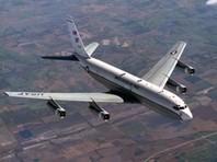 """В Хабаровске совершил экстренную посадку американский самолет-разведчик, выполнявший полет в рамках реализации международного Договора по открытому небу, передает агентство """"Байкал 24"""""""