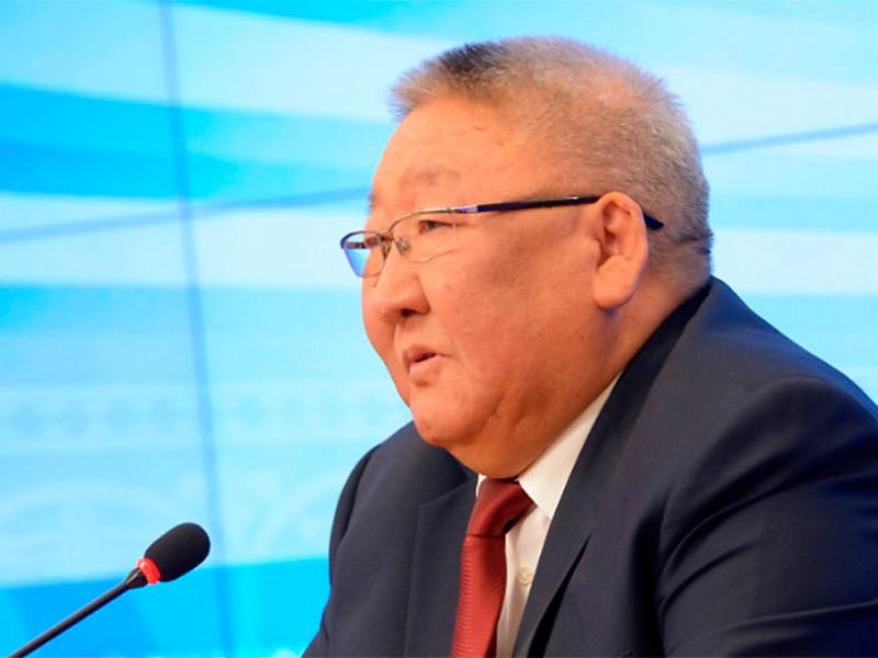 Глава Якутии Егор Борисов попал в дорожно-транспортное происшествие в Якутске