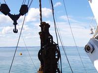 Водолазы Северного флота провели уникальную операцию, подняв паровоз со дна Баренцева моря