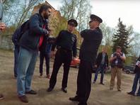 МВД проверяет запись разговора полицейских и судьи об аресте активиста Яна Кателевского