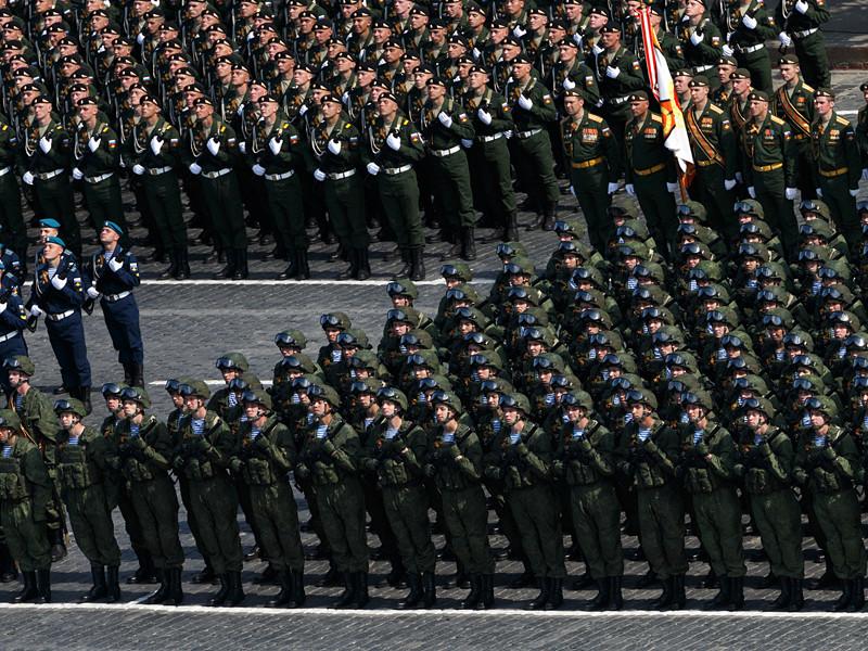 Президент РФ Владимир Путин установил штатную численность вооруженных сил России в 1 885 371 единицы, в том числе один миллион военнослужащих