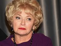 СМИ: Людмила Нарусова может вернуться в Совет Федерации