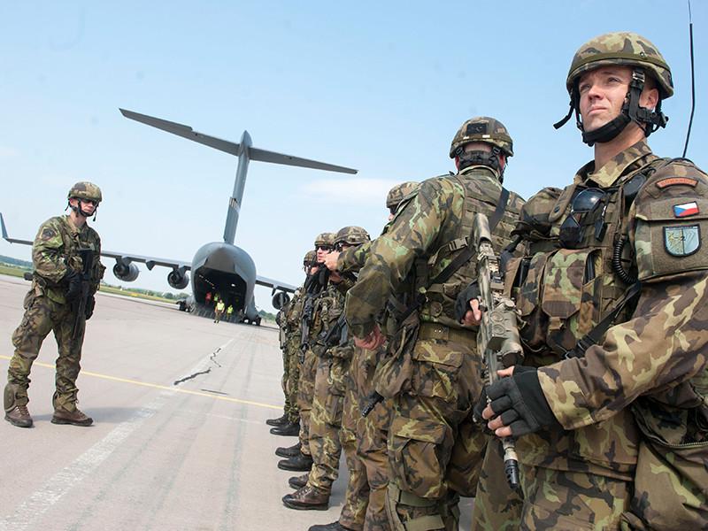 Размещение в Прибалтике и Польше четырех дополнительных батальонов Североатлантического альянса не соответствует Основополагающему акту Россия - НАТО