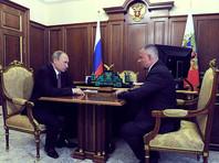 Путин поставил во главе Калининградской области своего бывшего охранника