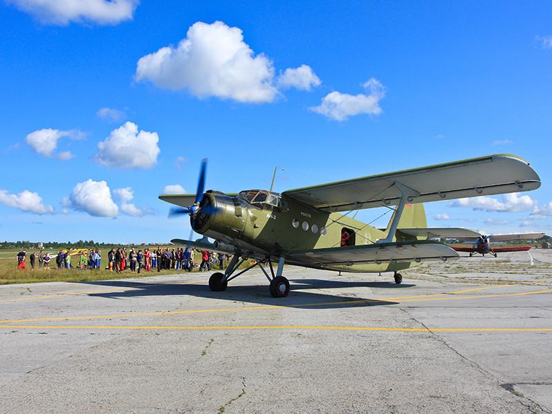 Пропавший самолет Ан-2 вылетел в воскресенье из Новосибирской области в Красноярский край