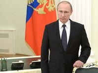 Путин выступил с телеобращением к Олланду и народу Франции, призвав бороться с терроризмом общими усилиями