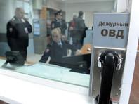 В центре Москвы похитили девушку