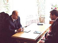 """Государственная резиденция """"Ужин"""" (ударение на последний слог) на Валдае, построенная еще в 1980-х годах для Леонида Брежнева, уже давно активно используется президентом РФ Владимиром Путиным"""