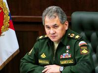 Шойгу сообщил о создании в Крыму самодостаточной группировки войск для сдерживания НАТО