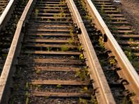 Грузовой поезд сбил насмерть двух школьниц в Подмосковье