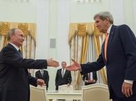 Керри прилетел в Москву на переговоры с Путиным, чтобы обсудить ситуацию в Сирии и на Украине