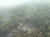Следователи изъяли документы о полете разбившегося Ил-76