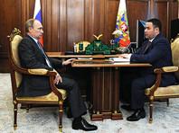Врио главы Тверской области анонсировал визит Путина в регион по просьбе населения