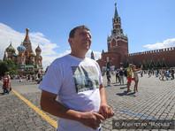 Жители Алтайского края Евгений Корчагин и Александр Медведев отправились в Москву из Бийска в понедельник, 4 июля, и в пятницу прибыли в столицу