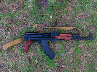 Военнослужащий Росгвардии застрелился на полигоне под Волгоградом