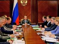Медведев подписал постановление о продлении продуктового эмбарго до конца 2017 года