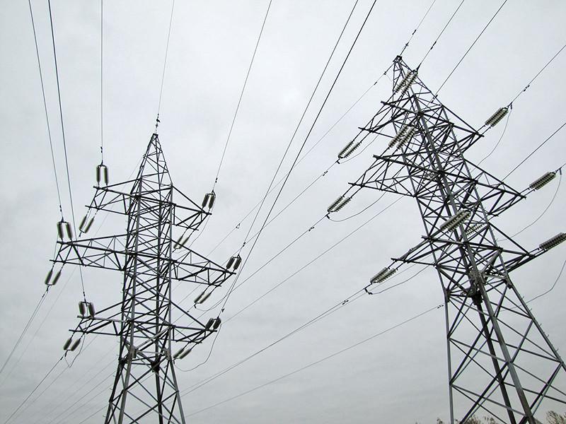 В Ялте появился памятник отключению электроэнергии, связанному с прекращением поставок электричества в Крым с Украины