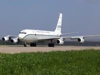 Американский самолет-разведчик экстренно сел в Хабаровске