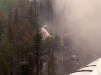 На месте крушения Ил-76 в Иркутской области обнаружены тела всех погибших