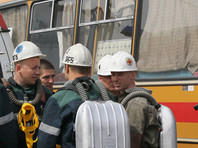 """В Кузбассе эвакуировали горняков из шахты """"Есаульская-2"""""""