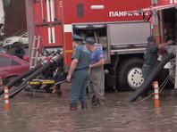 СК выясняет, действительно ли ростовские спасатели отказались помогать детям во время мощного ливня