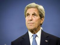 МИД РФ подтвердил визит Джона Керри в Москву