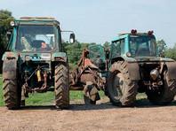 """Лидера """"Вежливых фермеров"""", организовавшего тракторный пробег на Москву, заподозрили в экстремизме"""