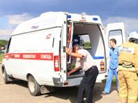 В Крыму под Щебетовкой пассажирский автобус сорвался с обрыва, погибли семь человек