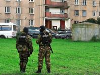 В Петербурге прошла спецоперация по задержанию боевиков в жилом доме