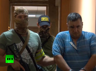 "Суд Симферополя арестовал ""крымского диверсанта"" Панова на два месяца"