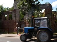 Кубанские трактористы двинулись маршем на Москву