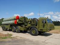 В Крым перебросили ракетную систему С-400
