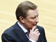 Путин отстранил от должности Иванова и назначил нового главу своей администрации