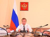 """Медведев пожалел, что диверсия в Крыму санкционирована властями """"близкой нам страны"""""""