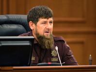 Рамзан Кадыров зарегистрирован кандидатом на должность главы Чечни