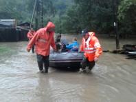 В Приморье перед приездом Путина разбушевался тайфун